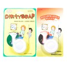 Dirty Soap and Timed Disappearing Bloody Soap Bars (2 Pack) (Practical Joke Supplies Category)