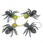 MN899 Imitative Silicone Ant Toys with Strap (4 Pack) (Practical Joke Supplies Category)