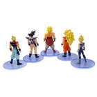 Dragonball Anime Figures (5 Figure Set) (Anime Figurines Category)
