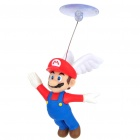 Super Mario Action Figure Display Toy with Suction Cup (Anime Figurines Category)