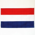 Oxford Fabric Netherlands National Flag Red Plus White Plus Blue (150 x 70cm) (World Flags Category)