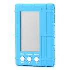 WH536 3 in 1 2.5 Inches LCD Battery Balance / Discharge / Voltage Monitor -- Blue (Remote Control Helicopters Category)