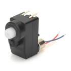 ZL327 1.3g integration Rotary Servo -- Black (2.5 to 4.8V) (Remote Control Helicopters Category)