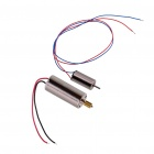Wltoys V911 Tail Motor Plus Main Motor for RC Helicopter Silver (Remote Control Aeroplanes Category)