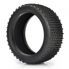 1 / 8 Rubber Racing Off Road Car Model Replacement Tire with Insert Sponge Black (110 x 43mm) (Remote Control Aeroplanes Category)