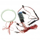 32 LED Red Lighting System with After burn for RC Lander F16 (Remote Control Aeroplanes Category)