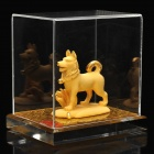 Gold Casting Display Decoration Gift Chinese Zodiac Dog (Gifts Category)