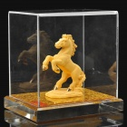 Gold Casting Display Decoration Collection Gift Chinese Zodiac Horse (Gifts Category)
