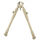 FE368 12 to 18 millimetres Gun Aluminium Alloy Round Bipod -- Earthy (Camping & Outdoors Category)