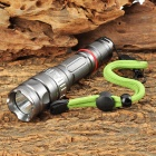 Li-ttle Giant-GD SJ550 CREE XP-E Q5 5-Mode White Diving Torch -- Grey (1 x 18650) (Torches - SSC Category)