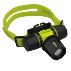 SF577 Sing Fire Cree XM-L T6 2-Mode 600lm White Zoom able focus Diving Headlamp (1 x 18650 / 3 x AAA) (Torches - SSC Category)