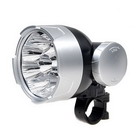 9 LED Bike Head Light (3xAA) (Bike Lights Category)