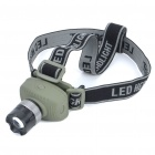 FP249 Focus-Adjustable Cree XP-E Q3 140-Lumen 3-Mode White LED Headlamp (3 x AAA) (Headlamps Category)