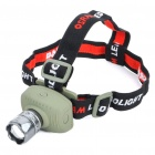 KT944 Focus-Adjustable Osram 140-Lumen 3-Mode White LED Headlamp (3 x AAA) (Headlamps Category)