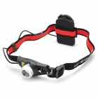 Zooming Cree Q5 200LM 2 Mode 1 LED White Light Headlamp (3 x AAA / 3.6 4.5V) (Headlamps Category)