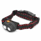 RT393 CR-EE-GD XP-E R5 280LM 5-Mode White Light LED Headlamp (Headlamps Category)