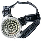 53 LED Super Headlamp Silver (Headlamps Category)