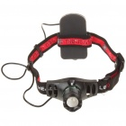 QM377 3W 140LM 1-Cree White LED Headlamp (3xAAA) (Headlamps Category)
