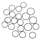 Water Tight O Ring Seal (25mm 20 Pack) (Torch Parts & Tools Category)