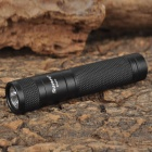 Au-rora-GD MQ171 Cree XP-G R5 120lm 1-Mode White Torch -- Black (1 x AA) (Torches - AA Cree Category)