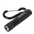 Ul-traFire-GD SB340 Cree XP-G R5 150LM 1-Mode White Torch -- Black (1 x AAA) (Torches - LED Category)
