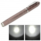OL-IGHT-GD WU507 Pen Cree XP-G2 R5 180lm 3-Mode White Tactical Torch -- Dark Brown (2 x AAA) (Torches - LED Category)