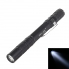 SMA-LL SUN-GD TV381 50lm 6000K 1-LED White Light 1-Mode Torch -- Black (2 x AAA) (Torches - LED Category)