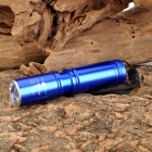BG716 Cr-ee-GD XP-E R5 348lm 3-Mode White Zooming Torch -- Blue (1 x AA / 14500) (Torches - 14500 Cree Category)