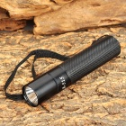 EK204 100lm Cree XP-E R2 Neutral White 3-Mode Torch -- Black (1 x AA / 1 x 14500) (Torches - 14500 Cree Category)