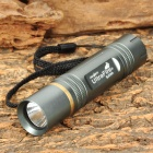Ultra Fire AI327 CREE XR-E Q5 250lm 1-Mode White Torch -- Grey (1 x 14500 / AA) (Torches - 14500 Cree Category)