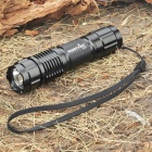 FandyFire G10 CREE XPG R5 6 Mode 350LM White LED Memory Torch with Strap (1 x 14500 / 1 x AA) (Torches - 14500 Cree Category)