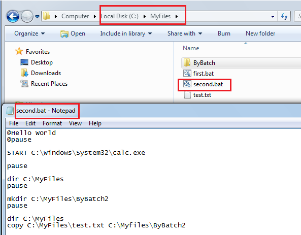 How to Write Batch Files in Windows : Gadgets Direct - Australias